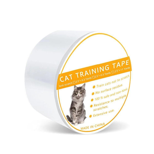 Cat Training Tape