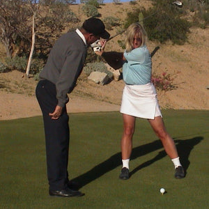 6 Golf Lessons (in-person, 1 hour each)