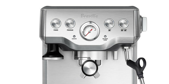 Breville BES840XL Infuser Espresso Machine Review
