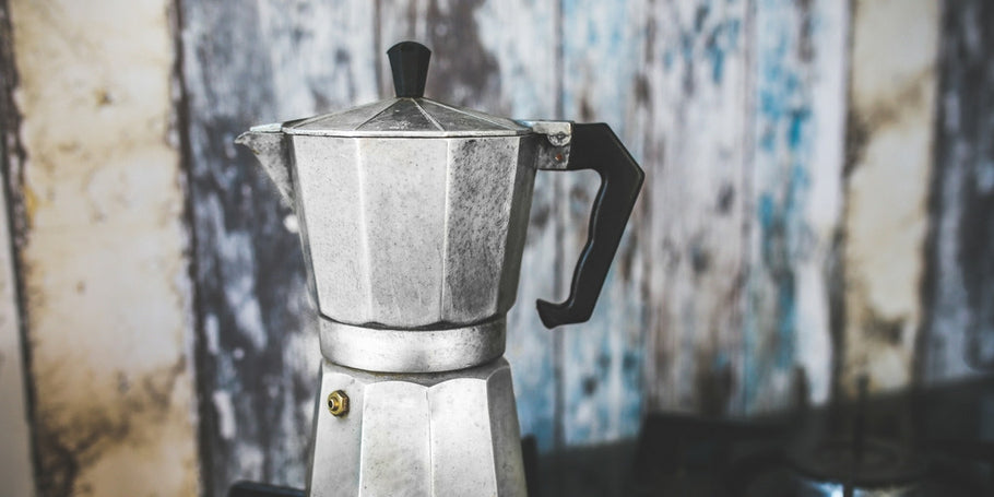 Moka Pot Coffee Brewing Guide