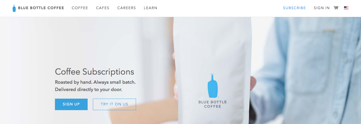 Blue Bottle screenshot