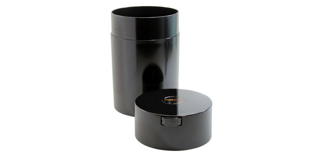 Open Coffevac canister