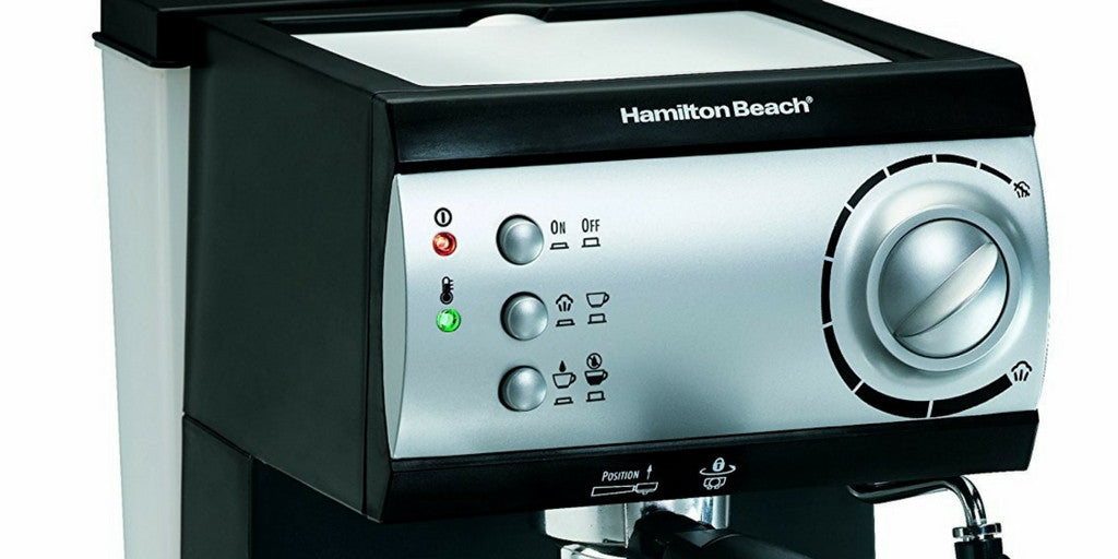 Hamilton Beach Espresso Maker machine