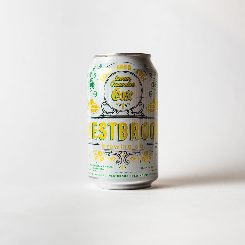 Lemon Cucumber Gose