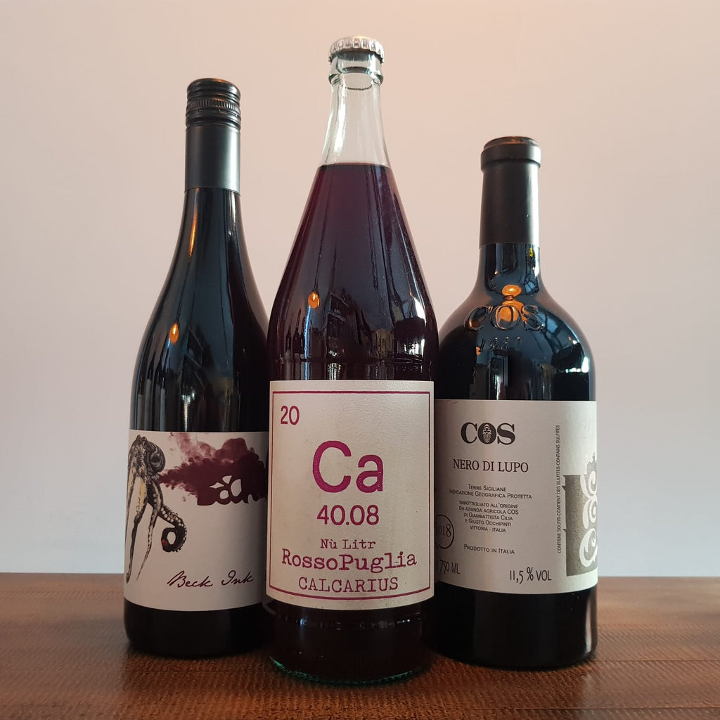 Natural Wine Selection Red x 6
