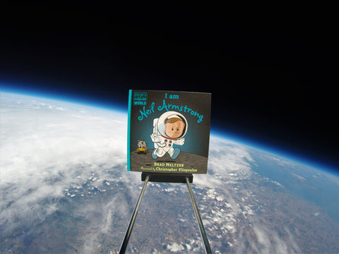 Ordinary People Change The World Neil Armstrong biography in space