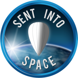 Sent Into Space logo