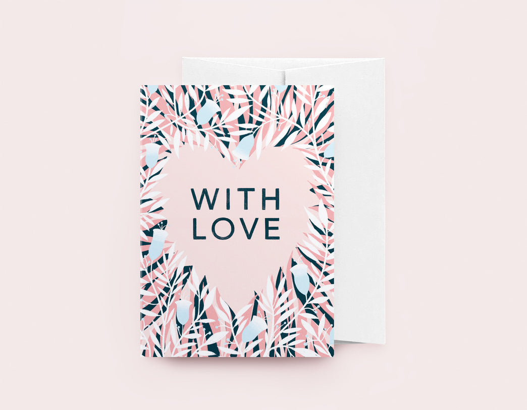 With love - Florals