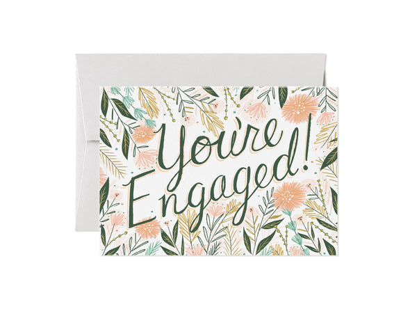 You're Engaged
