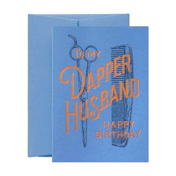 To My Dapper Husband
