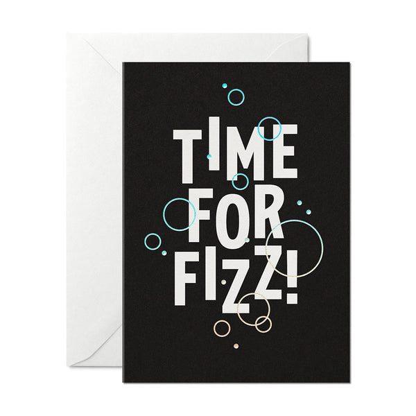 Time For Fizz!