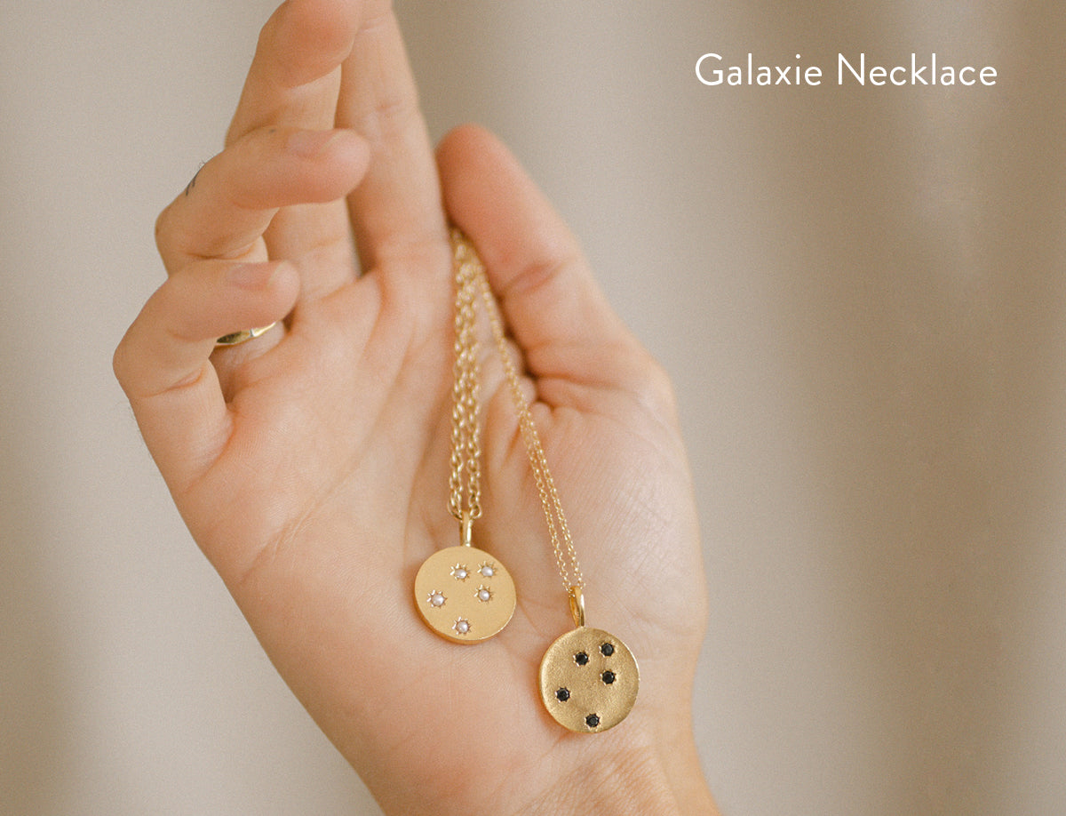 Galaxie Necklace.