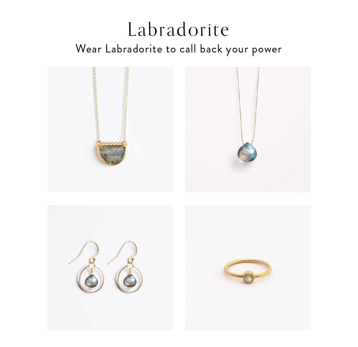 Shop labradorite to call back your power