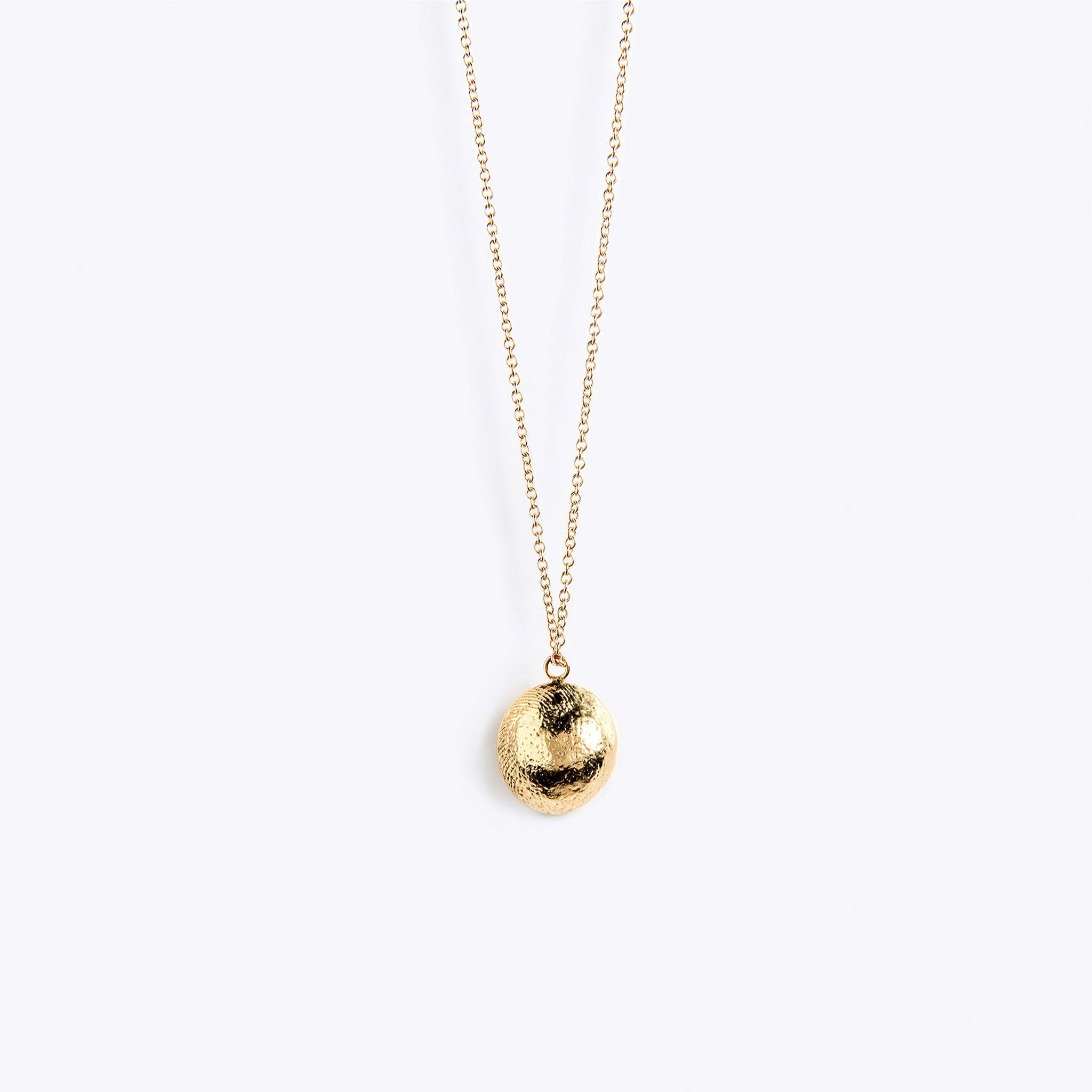 amulet gold necklace | infinity