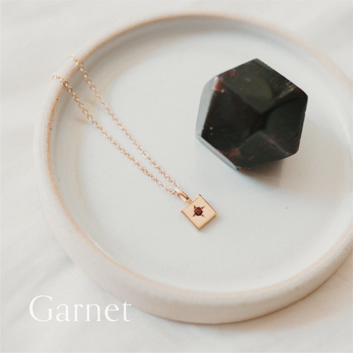 Garnet gemstone forecast