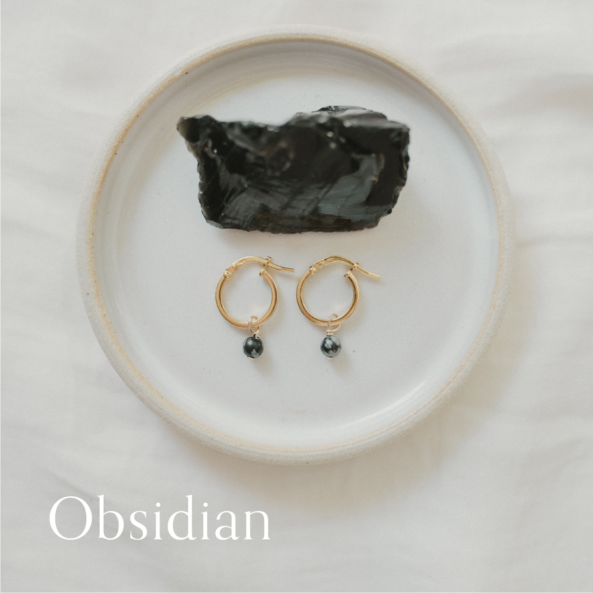 Obsidian gemstone forecast