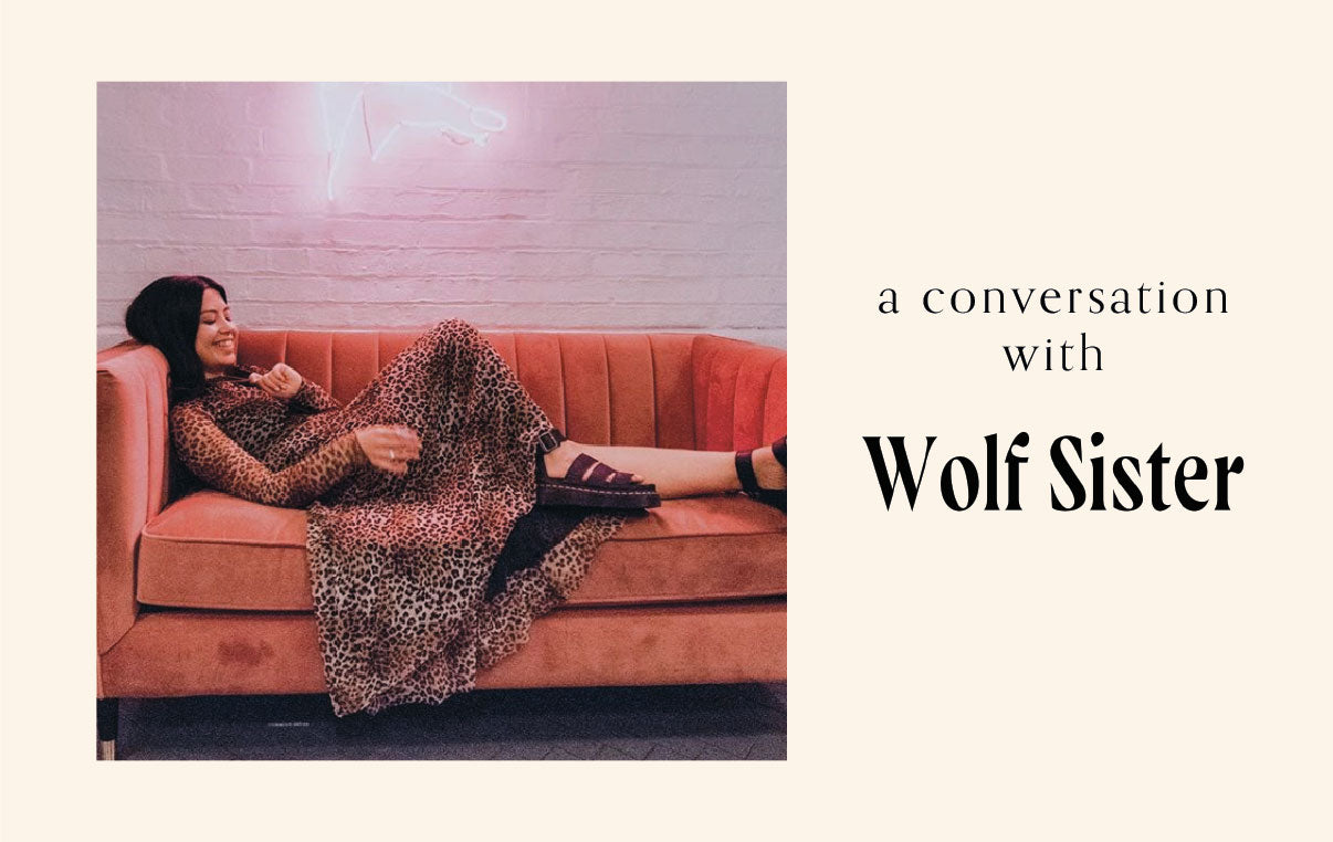 A conversation with Tamara Driessen - Wolf Sister