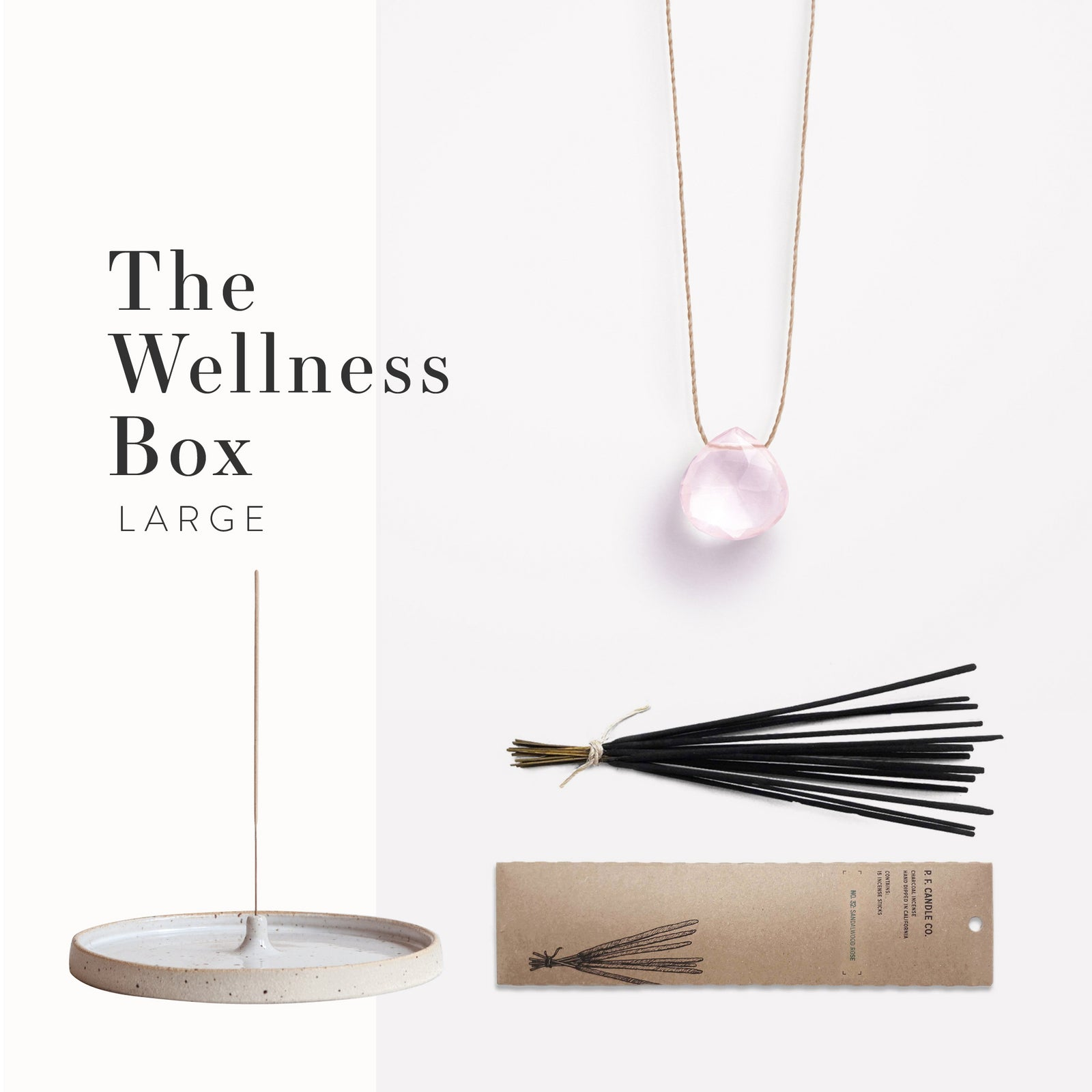 The Wellness Box | Luxury Gift Set - Large