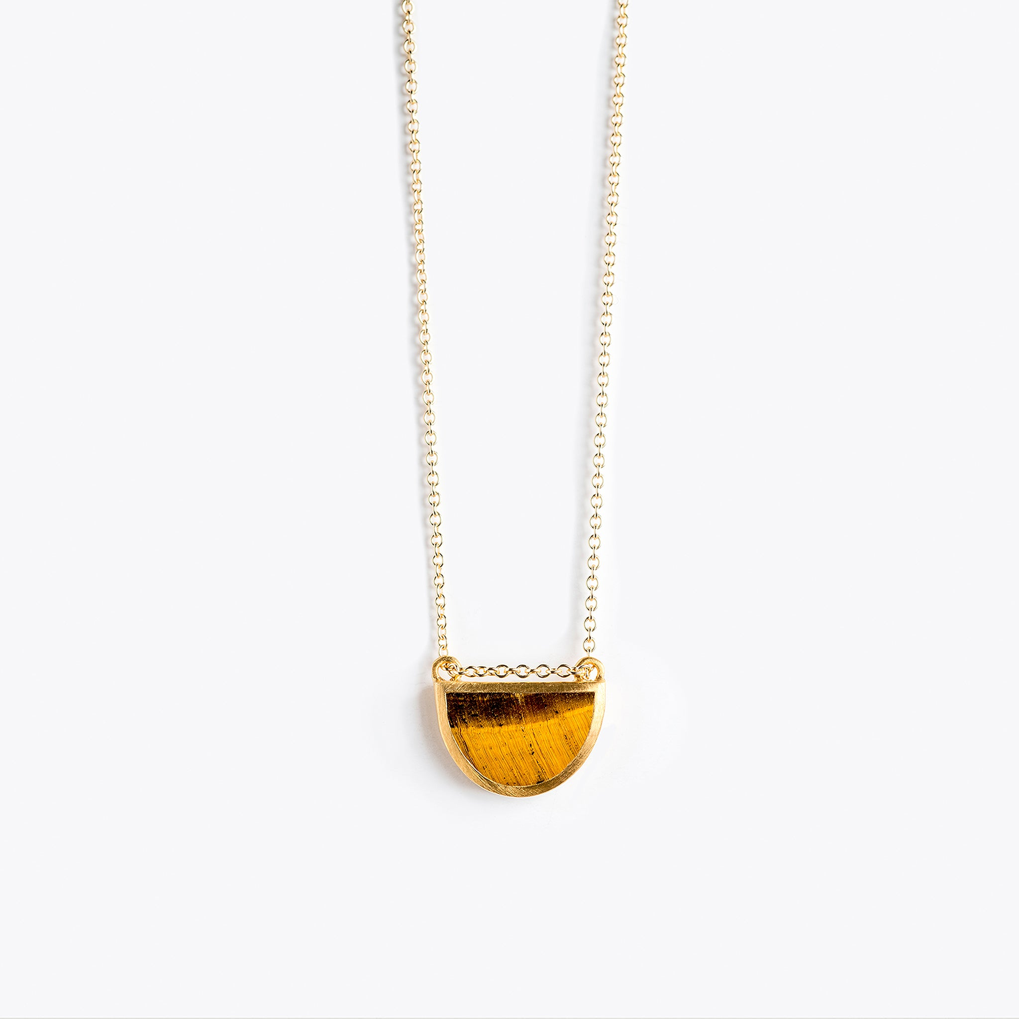 Wanderlust Life tigers eye gemstone 19