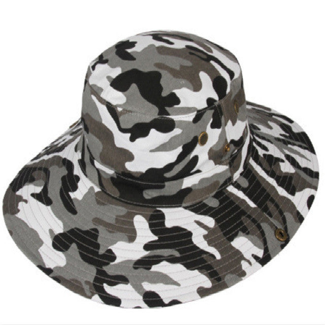 Round Wide Brim Camo Fishing Hat Camouflage – sunshine fashion shop eb7ed8faa26