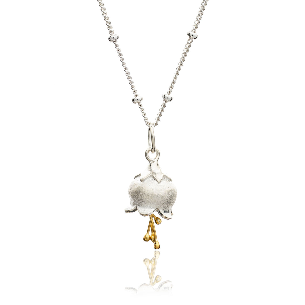 Lily of the Valley Pendant