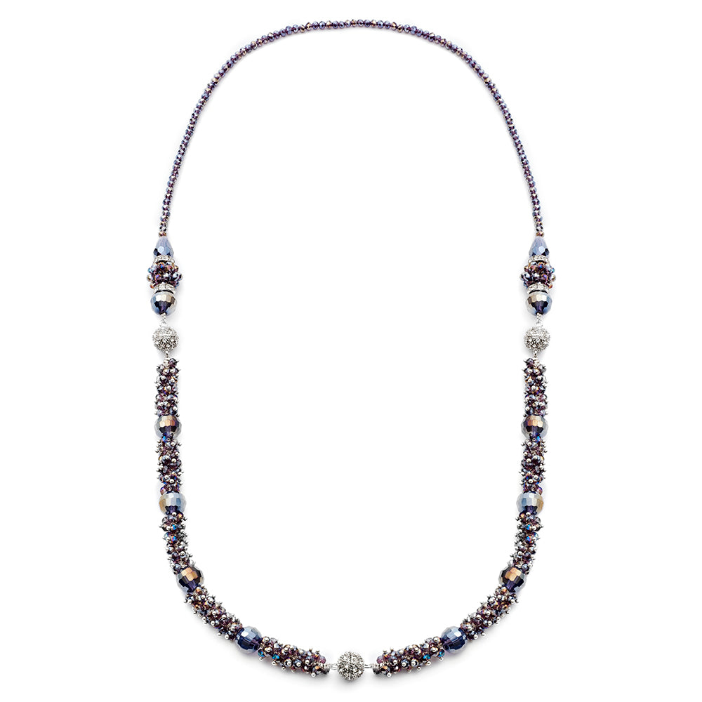 Multi Way Crystal Necklace