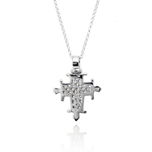 Axum Cross Pendant