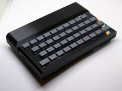 Sinclair ZX Spectrum 48K Raspberry Pi Case