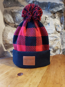 Plaid MacKinnon Bro Toque