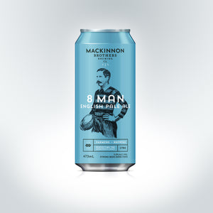 8 Man English Pale Ale