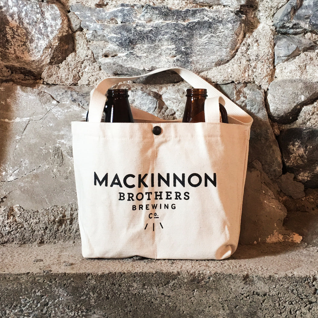 MacKinnon Brothers Growler Bag