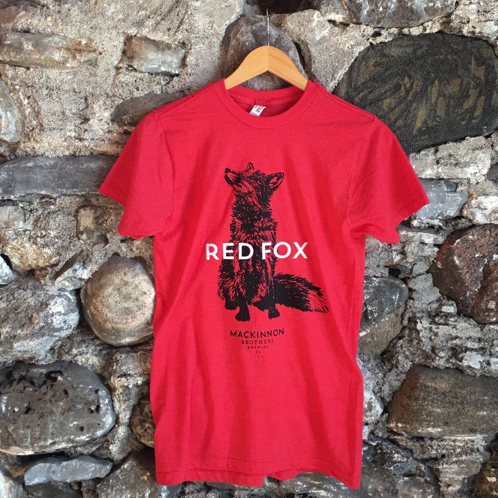 MacKinnon Red Fox T-Shirt