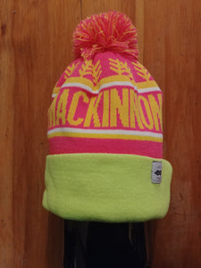 Pink & Green Toque 2020 Edition