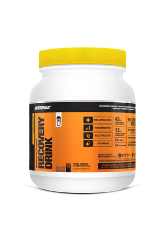 NUTREMAX RECOVERY Drink 1500 gr.