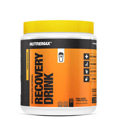 NUTREMAX RECOVERY Drink 540 gr.