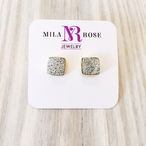 Chandler Stud Earrings