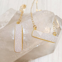 Giselle Druzy Bar Necklace