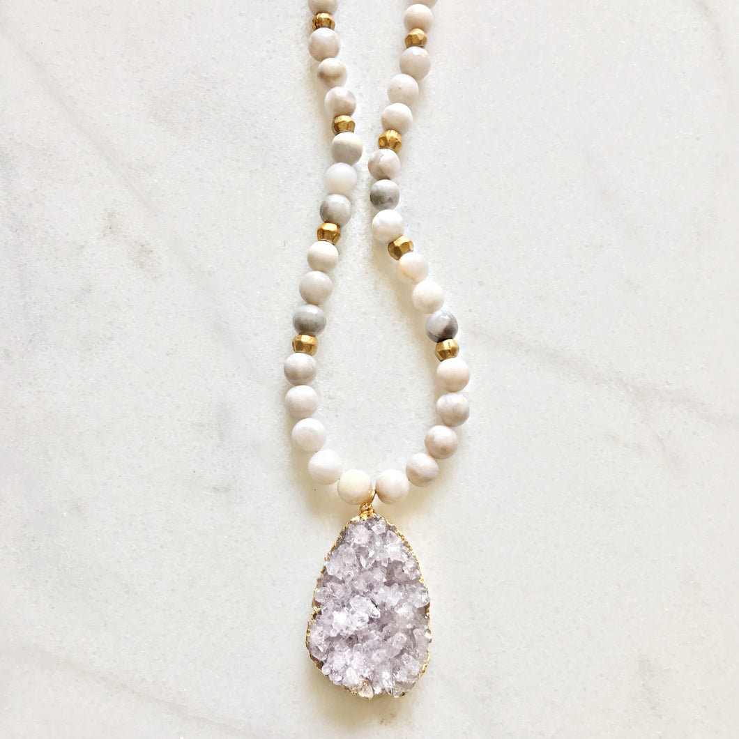 Bella Druzy Necklace