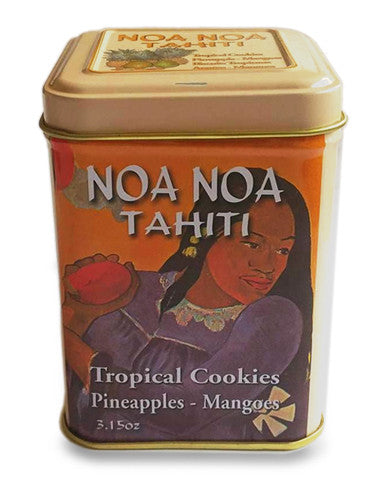 Noa Noa Tahiti Tropical Cookies - Pineapples / Mangoes