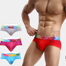 4 PCS Men's Trunks Underwear Soft Boxer Briefs Shorts Bulge Pouch Underpants  - 4D's T&D Inc