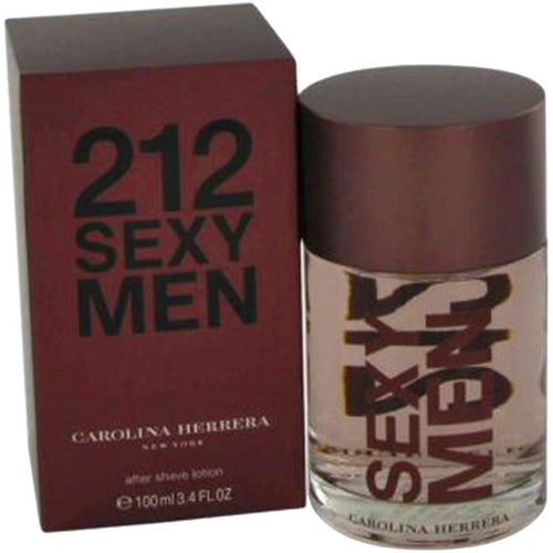 212 Sexy by Carolina Herrera for Men - 3.3 oz After Shave (Size: 3.3 oz)