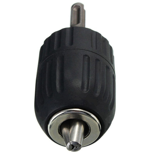 Chuck Adopter tool 13mm Professional HSS Keyless Drill Chuck Bit Converter SDS Adaptor Accessories - 4D's T&D Inc