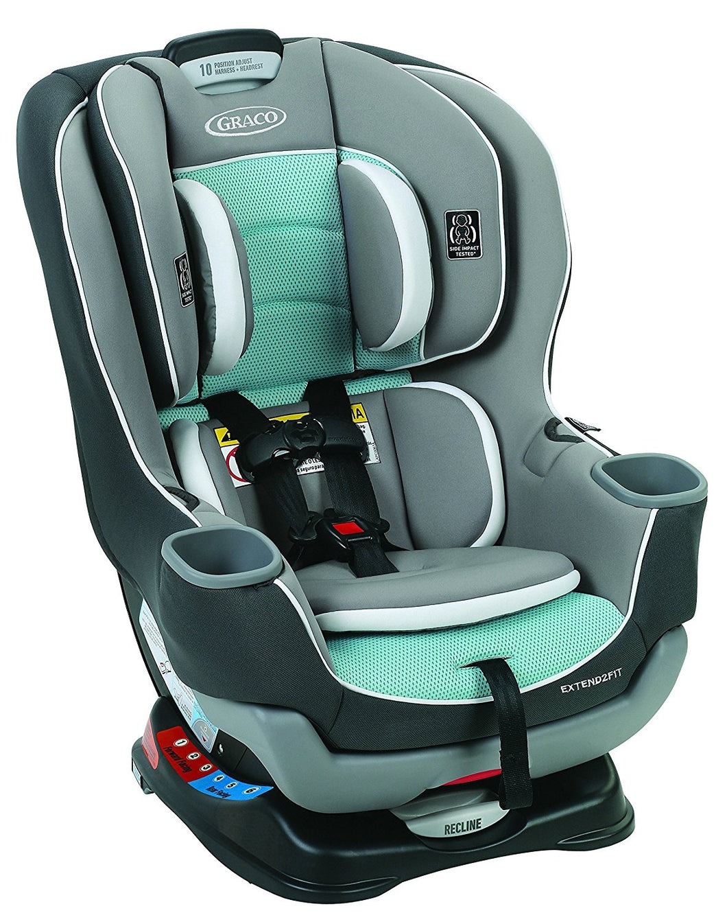Baby Car Seat Graco Extend To Fit Convertible