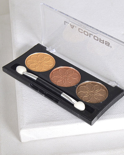 3 Color Eye Shadow Three color eyeshadow set 4D'S T&D Inc