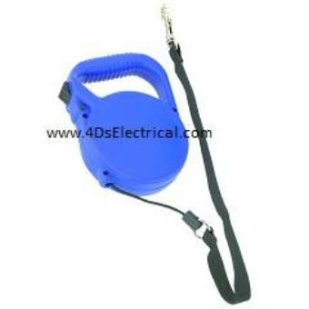 Retractable dog Leash - 24 feet.  Item # 4DS-DL24. - $14.99.