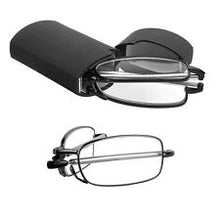 Fashion Folding Reading Glasses - Portable Fold-able Rotation Eyeglasses Spectacles - 4DS-RGF67