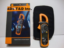 Tester Multimeter digital amprobe Clamp-on 4DS-8127 - 4Ds T&D Inc