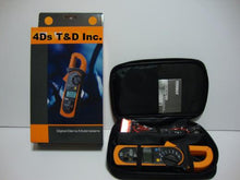 Digital Clamp-On Multimeter Tester