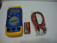 DIGITAL MULTI-METER TESTER /Tester Tool - Item # 4DS-038 - ($12.99) - NOW $10.99  - 4D's T&D Inc