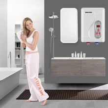 Tankless Electric Water Heater 7000W Instantaneous Hot Water Electric Heating 3 seconds https://4ds-t-d-inc.myshopify.com